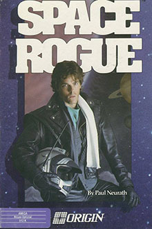 Portada de la descarga de Space Rogue