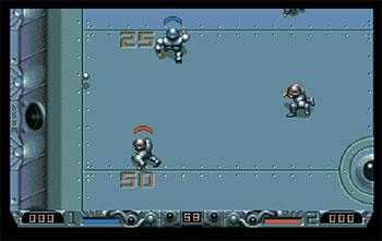 Imagen de la descarga de Speedball 2: Brutal Deluxe