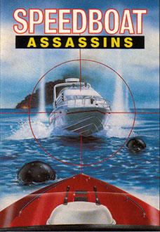 Portada de la descarga de Speedboat Assassins
