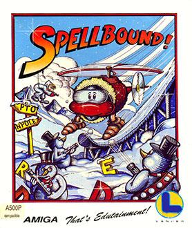 Portada de la descarga de Spellbound!