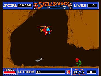 Imagen de la descarga de Spellbound!