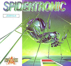 Portada de la descarga de Spidertronic