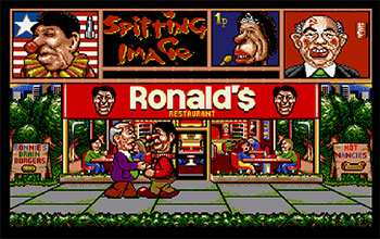 Imagen de la descarga de Spitting Image: The Computer Game
