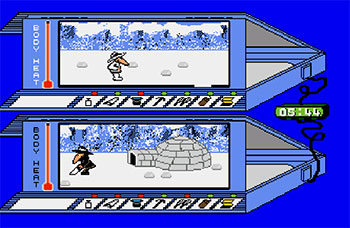 Imagen de la descarga de Spy vs. Spy III: Arctic Antics