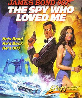 Portada de la descarga de The Spy Who Loved Me