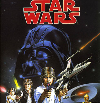 Portada de la descarga de Star Wars