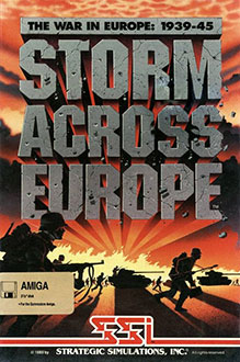 Juego online Storm Across Europe (AMIGA)