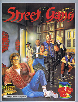 Juego online Street Gang (AMIGA)