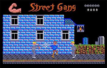 Imagen de la descarga de Street Gang