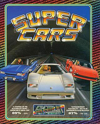 Portada de la descarga de Super Cars