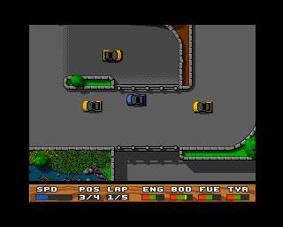Imagen de la descarga de Super Cars