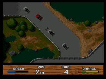 Imagen de la descarga de Super Cars II