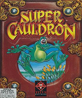 Portada de la descarga de Super Cauldron