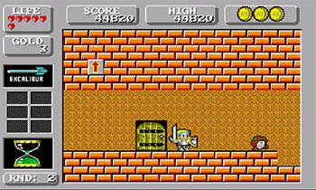 Imagen de la descarga de Super Wonder Boy in Monster Land