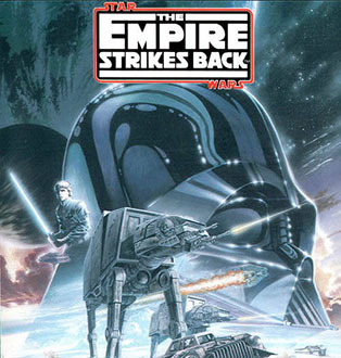 Juego online Star Wars: The Empire Strikes Back (AMIGA)