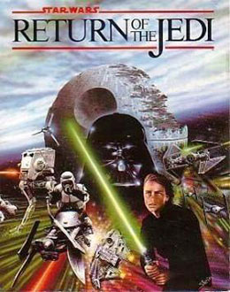 Portada de la descarga de Star Wars: Return of the Jedi