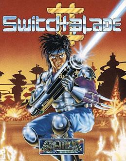 Portada de la descarga de Switchblade II