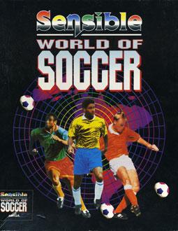 Portada de la descarga de Sensible World of Soccer