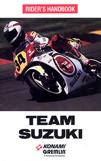 Juego online Team Suzuki (AMIGA)