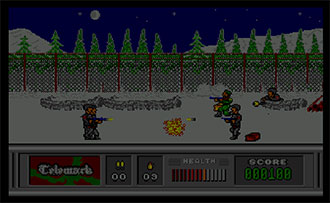 Imagen de la descarga de Telemark Warrior