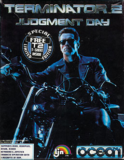 Juego online Terminator 2: Judgment Day (AMIGA)