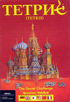 Juego online Tetris: The Soviet Challenge (AMIGA)