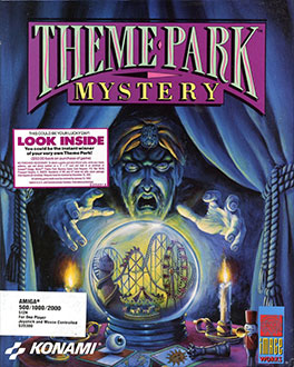 Juego online Theme Park Mystery: Variations On A Theme (AMIGA)