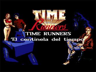 Juego online Time Runners 10: El Centinela del Tiempo (AMIGA)