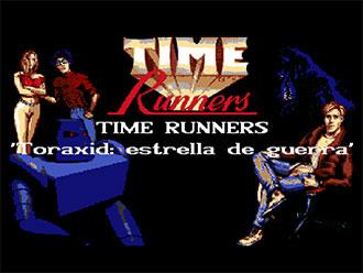 Juego online Time Runners 14: Toraxid Estrella de Guerra (AMIGA)
