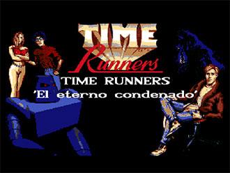 Portada de la descarga de Time Runners 22: El Eterno Condenado