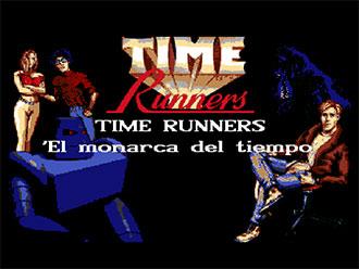 Juego online Time Runners 23: El Monarca del Tiempo (AMIGA)