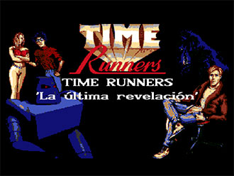 Portada de la descarga de Time Runners 29: La Ultima Revelacion