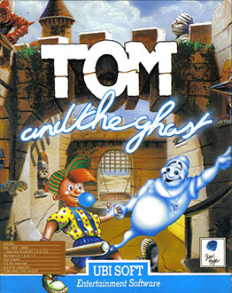 Portada de la descarga de Tom and the Ghost