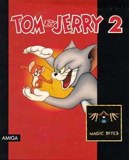 Portada de la descarga de Tom & Jerry 2