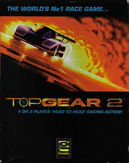Portada de la descarga de Top Gear 2