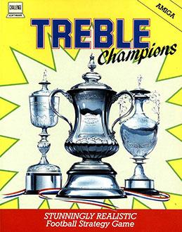 Portada de la descarga de Treble Champions