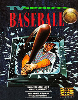 Portada de la descarga de TV Sports Baseball