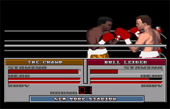 Imagen de la descarga de TV Sports Boxing