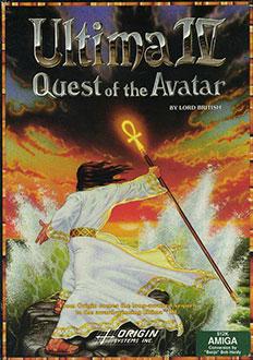 Portada de la descarga de Ultima IV: Quest Of The Avatar