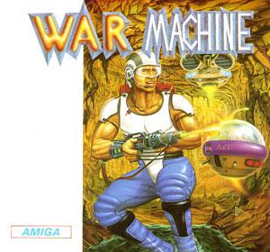 Portada de la descarga de War Machine