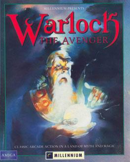 Portada de la descarga de Warlock The Avenger