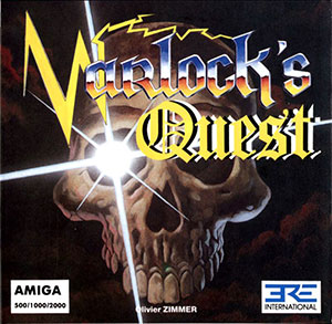Portada de la descarga de Warlock's Quest
