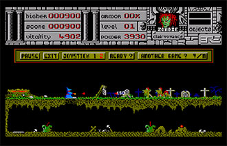 Imagen de la descarga de Warlock's Quest