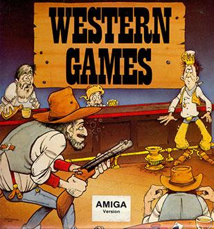 Juego online Western Games (AMIGA)