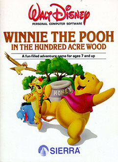 Juego online Winnie the Pooh in the Hundred Acre Wood (AMIGA)