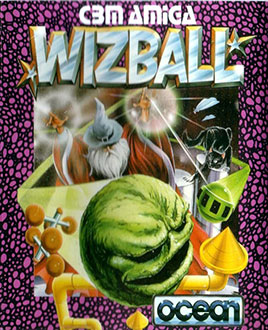 Juego online Wizball (AMIGA)