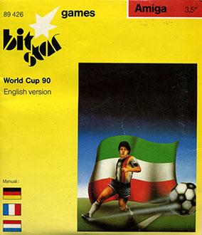 Portada de la descarga de World Cup 90