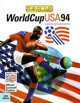 Portada de la descarga de World Cup USA '94
