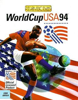 Juego online World Cup USA '94 (AMIGA)
