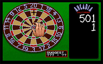 Imagen de la descarga de World Darts